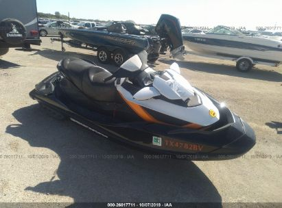 2012 SEADOO RXT-260