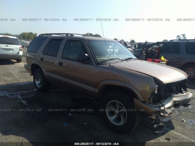 1gndt13wx2k225569 Chevrolet Blazer View History And