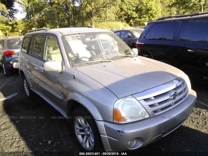 2004 Suzuki Xl7 >> 2004 Suzuki Xl7 26031451 Iaa Insurance Auto Auctions