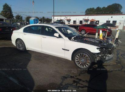 2011 BMW 750 LI