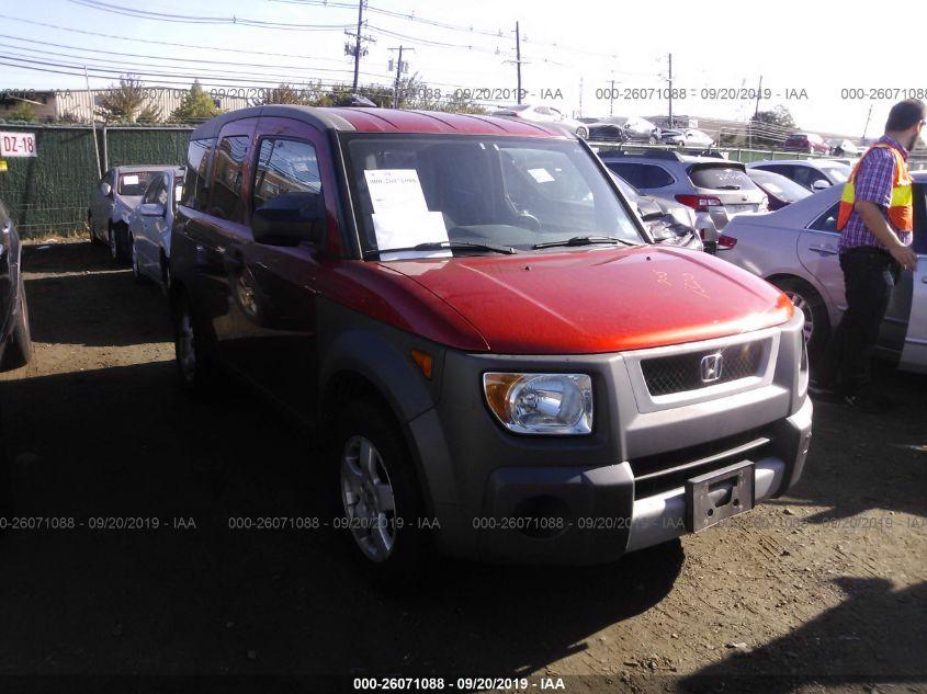 2016 Honda Element >> 2003 Honda Element 26071088 Iaa Insurance Auto Auctions