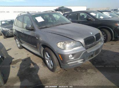 2007 BMW X5 3.0I