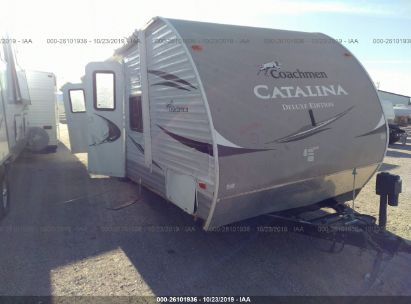 2013 COACHMEN CATALINA DELUXE