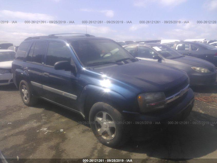 2004 Chevrolet Trailblazer 26121261 Iaa Insurance Auto