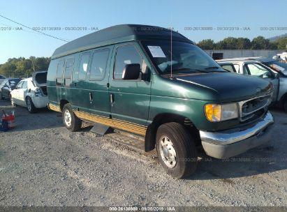 1999 FORD ECONOLINE E250 VAN