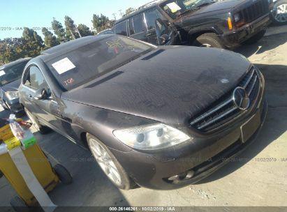 2007 MERCEDES-BENZ CL 550