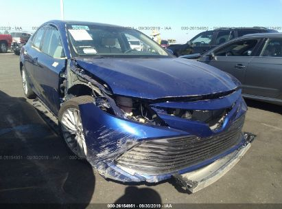 2018 TOYOTA CAMRY XSE/XLE