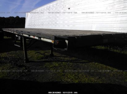 1995 GREAT DANE TRAILERS FLATBED