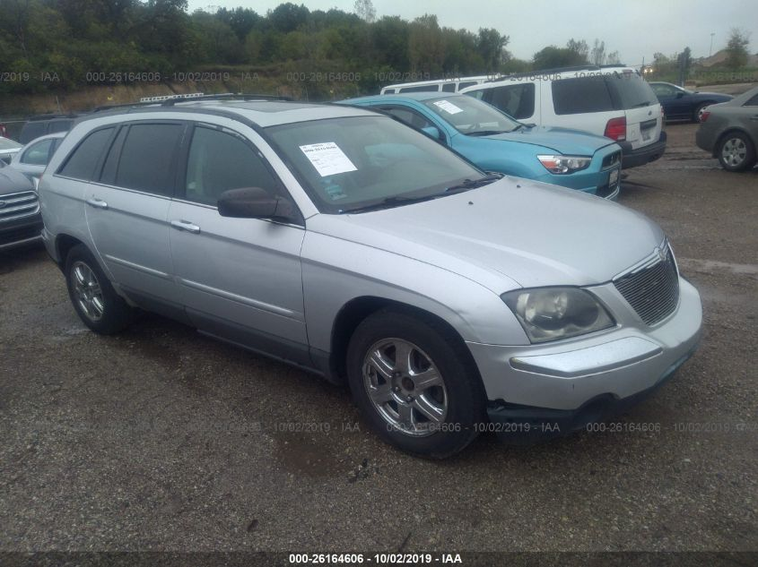 2005 Chrysler Pacifica Touring >> 2005 Chrysler Pacifica 26164606 Iaa Insurance Auto Auctions