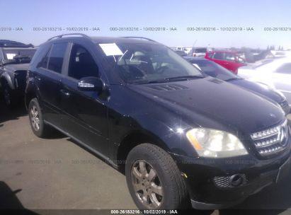 2006 MERCEDES-BENZ ML 350