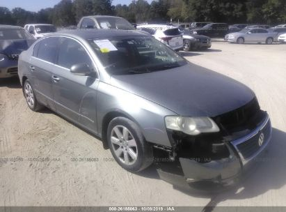 2006 VOLKSWAGEN PASSAT SEDAN 2.0T LUXURY