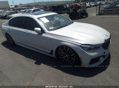 2019 BMW 750 I