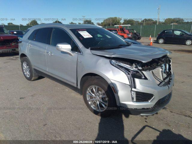 Cadillac Xt6 2020 1gykncrs4lz107014 Auto Auction Spot