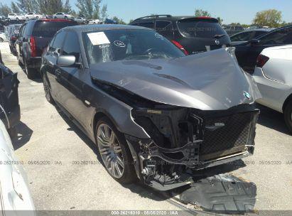 2010 BMW 550 I