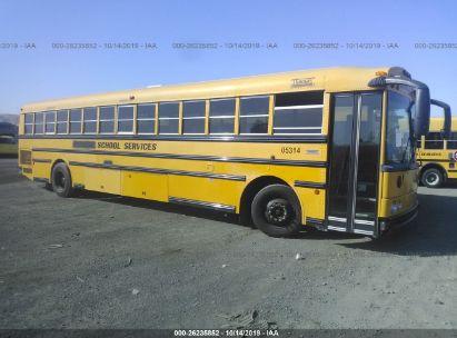2003 THOMAS SCHOOL BUS