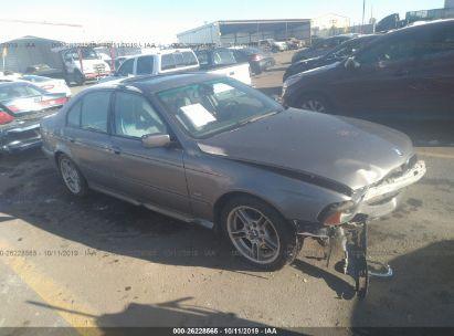 2002 BMW 540 I