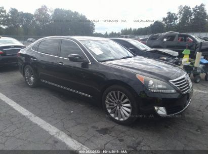 2015 HYUNDAI EQUUS SIGNATURE/ULTIMATE