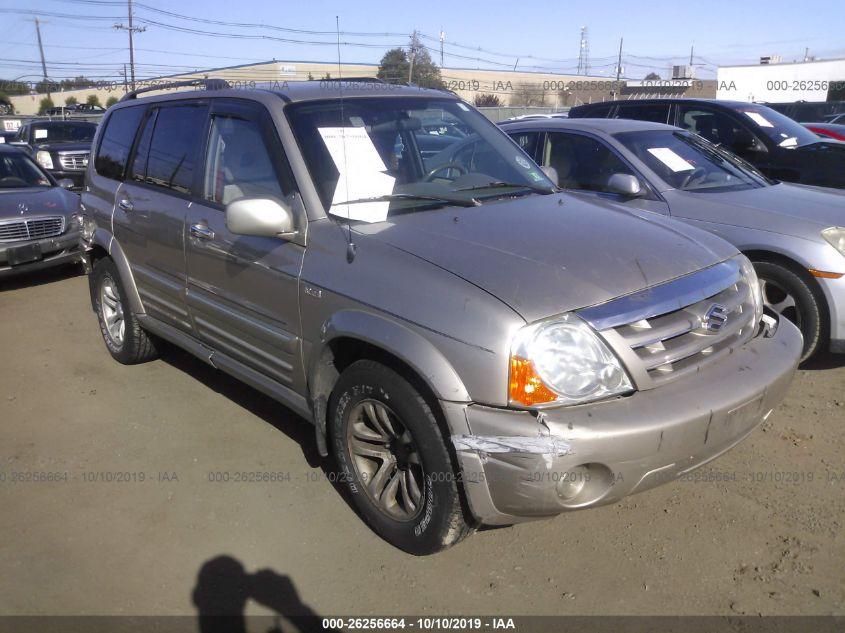2004 Suzuki Xl7 >> 2004 Suzuki Xl7 26256664 Iaa Insurance Auto Auctions