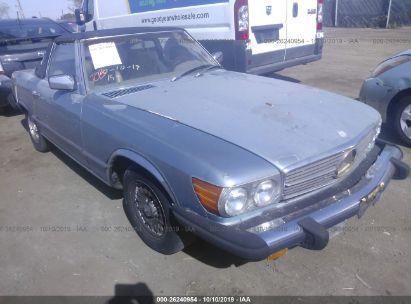 1977 MERCEDES-BENZ 450 SL