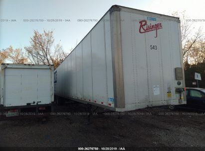 2014 STOUGHTON TRAILERS INC VAN