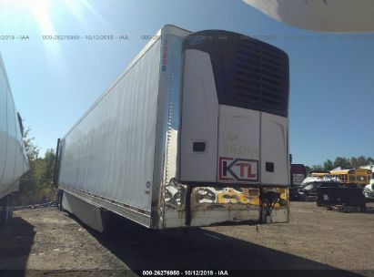 2014 UTILITY TRAILER MFG VAN