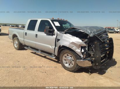 2009 FORD F350 SUPER DUTY