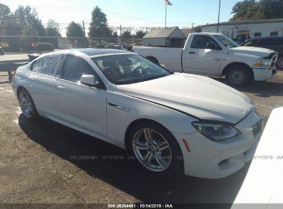 2015 BMW 640 I/GRAN COUPE