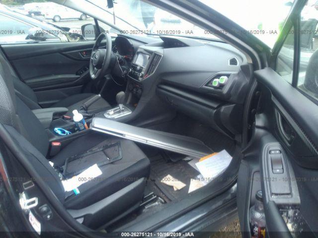 Swell Subaru Crosstrek 2019 Jf2Gtaac4Kh272075 Auto Auction Spot Ibusinesslaw Wood Chair Design Ideas Ibusinesslaworg