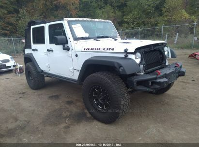 2016 JEEP WRANGLER UNLIMITE RUBICON