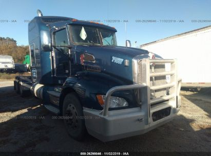 2009 KENWORTH T660**CANCEL**