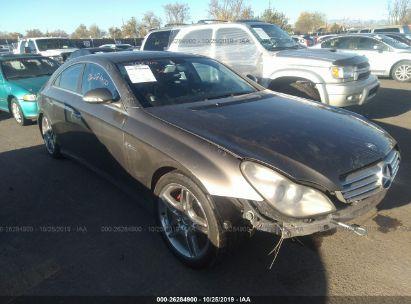 2007 MERCEDES-BENZ CLS 550