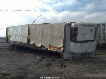 1995 UTILITY TRAILER MFG REEFER