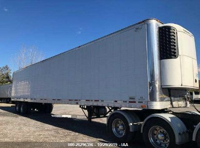 2008 WABASH NATIONAL CORP REEFER TRAILER