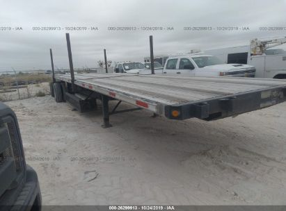 2008 FONTAINE TRAILER CO FLATBED
