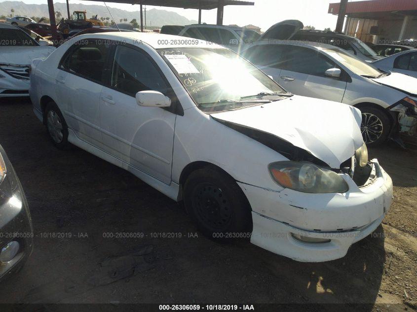 2007 Toyota Corolla 26306059 Iaa Insurance Auto Auctions