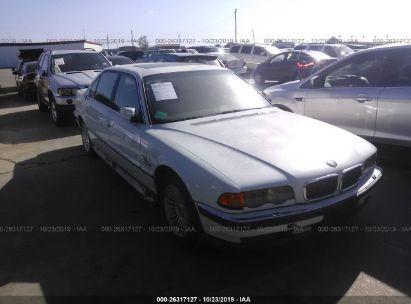 1999 BMW 750 IL