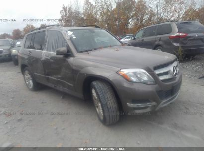 2013 MERCEDES-BENZ GLK 350 4MATIC