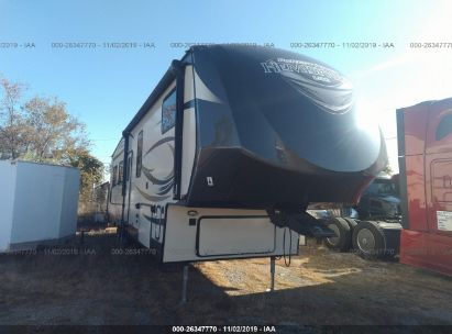 2017 FOREST RIVER, INC HEMISPHERE LIGHT  346 RK