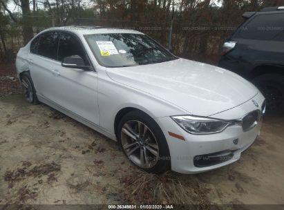 2015 BMW 335 I