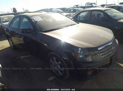 2005 CADILLAC CTS HI FEATURE V6