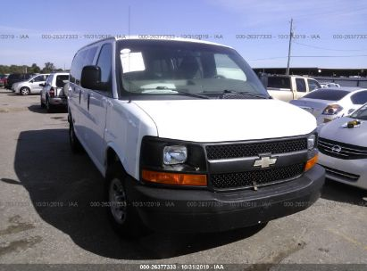 2013 CHEVROLET EXPRESS G3500 LS