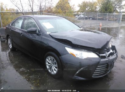 2015 TOYOTA CAMRY LE/XLE/SE/XSE
