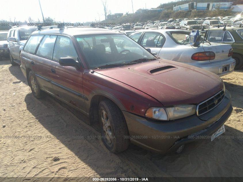 1998 Subaru Legacy Outback >> 1998 Subaru Legacy 26392086 Iaa Insurance Auto Auctions