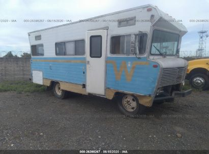 1973 WINNEBAGO R30