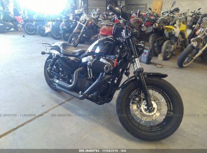 2013 HARLEY-DAVIDSON XL1200 FORTY-EIGHT