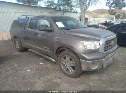 2008 TOYOTA TUNDRA DOUBLE CAB/DOUBLE CAB SR5