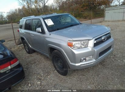 2012 TOYOTA 4RUNNER SR5/LIMITED/TRAIL