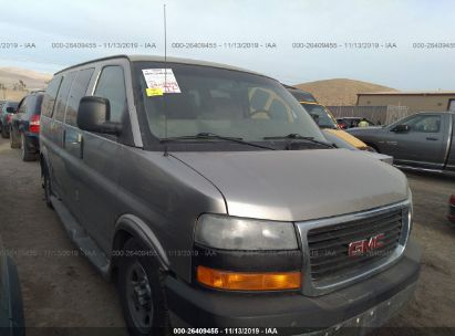 2004 GMC SAVANA RV G1500