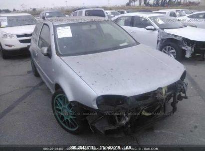 2002 VOLKSWAGEN GTI 337