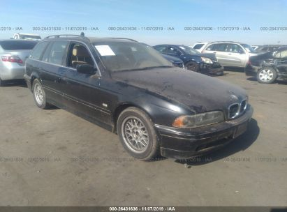 2002 BMW 525 IT AUTOMATIC
